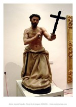 Santo Domingo de Juan Martínez Montañés Museo de Bellas Artes de Sevilla