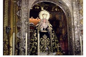 Virgen Macarena Sevilla
