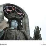 Virgen de la Roca Baiona Pontevedra