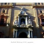 Basílica Nuestra Señora de las Angustias Fachada Granada – Imagen: Manuel Ramallo