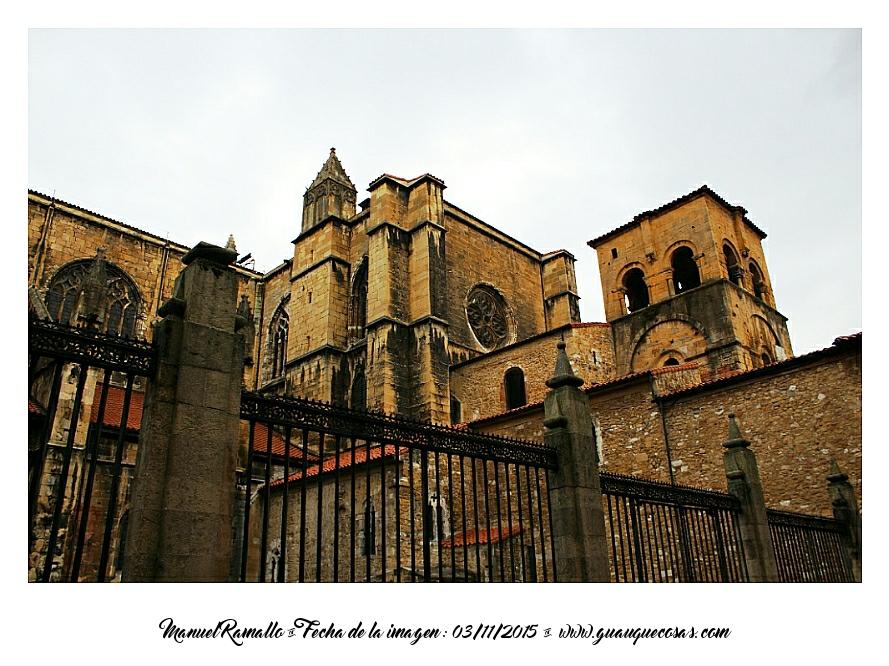 Casco antiguo de Oviedo ciudad - Imagen: Manuel Ramallo