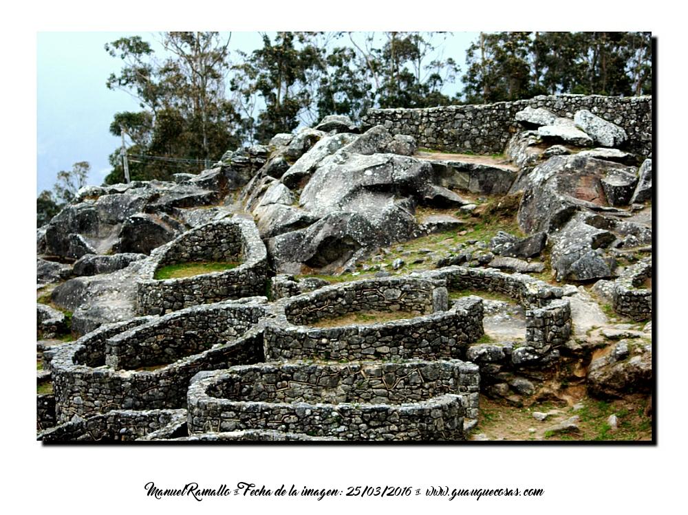 Castro celta del Monte de Santa Tecla en La Guardia - A Guarda - Imagen: Manuel Ramallo