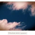 Nubes en el cielo azulado – Imagen: Manuel Ramallo
