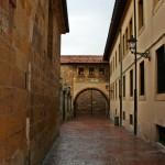 Casco Viejo en Oviedo Asturias