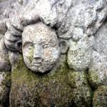 Fuente de la plaza del hierro praza do ferro Orense Ourense