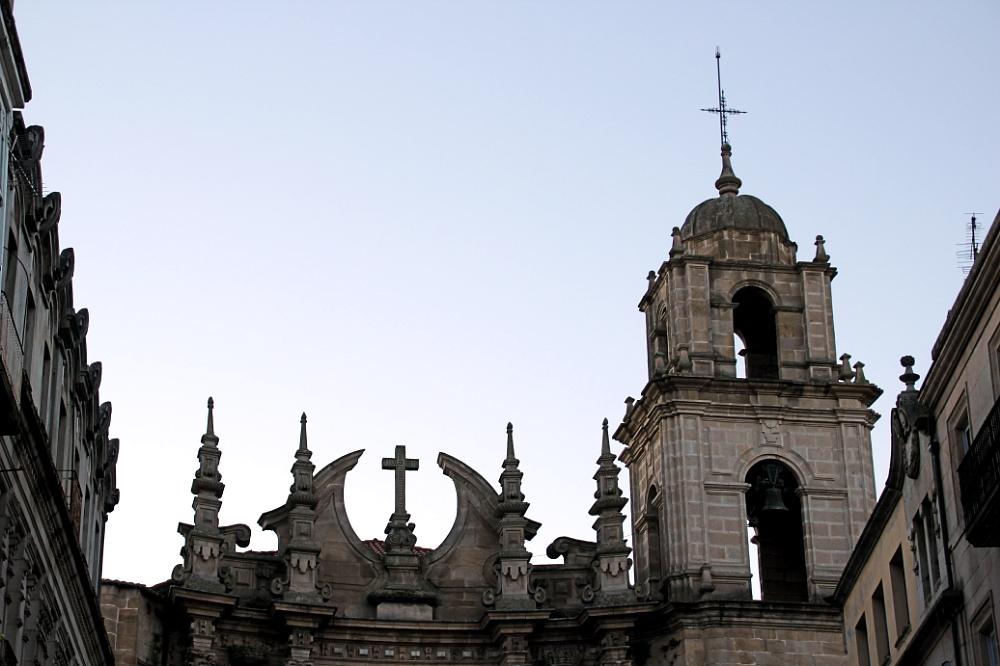Iglesia Santa Eufemia Ourense Orense