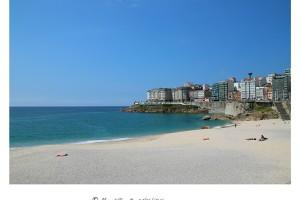 Playa del Orzán A Coruña – Imagen: Manuel Ramallo