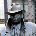 Plaza Porlier Oviedo escultura