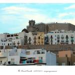 Peñíscola fortaleza atardecer verano playa – Imagen: Manuel Ramallo