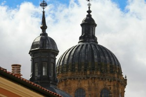 Salamanca cúpula