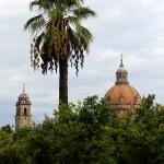 Catedral de Jerez cúpula y campanario arquitectura autor Manuel Ramallo