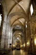 Catedral de Jerez de la Frontera en Cádiz autor Manuel Ramallo
