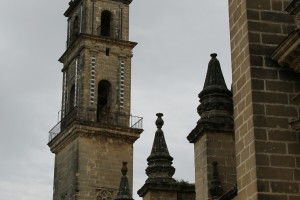 Catedral de Jerez de la Frontera vista exterior autor Manuel Ramallo