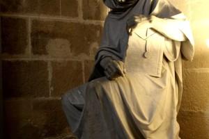 Escultura catedral Jerez de la Frontera autor Manuel Ramallo