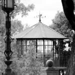 Palco de la música Jerez en blanco y negro b-w b-n autor Manuel Ramallo