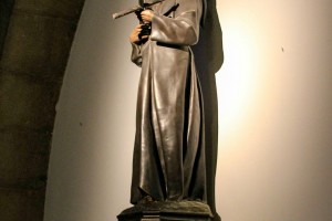 Beato Diego José de Cádiz iglesia Santa Cruz antigua catedral