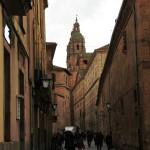 Calle de la Compañía – Salamanca autor Manuel Ramallo