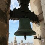 Campana torre catedral Cádiz Andalucía