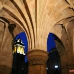 Claustro del Monasterio de San Salvador de Celanova autor Manuel Ramallo