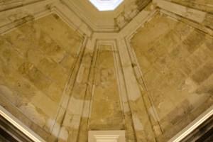 Iglesia catedral de Cádiz vista interior