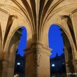 Monasterio de Celanova San Salvador claustro autor Manuel Ramallo
