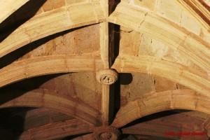 Monasterio de San Salvador de Celanova claustro autor Manuel Ramallo
