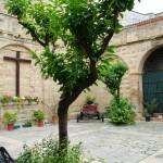 Patio interior catedral Jerez de la Frontera Cádiz autor Manuel Ramallo