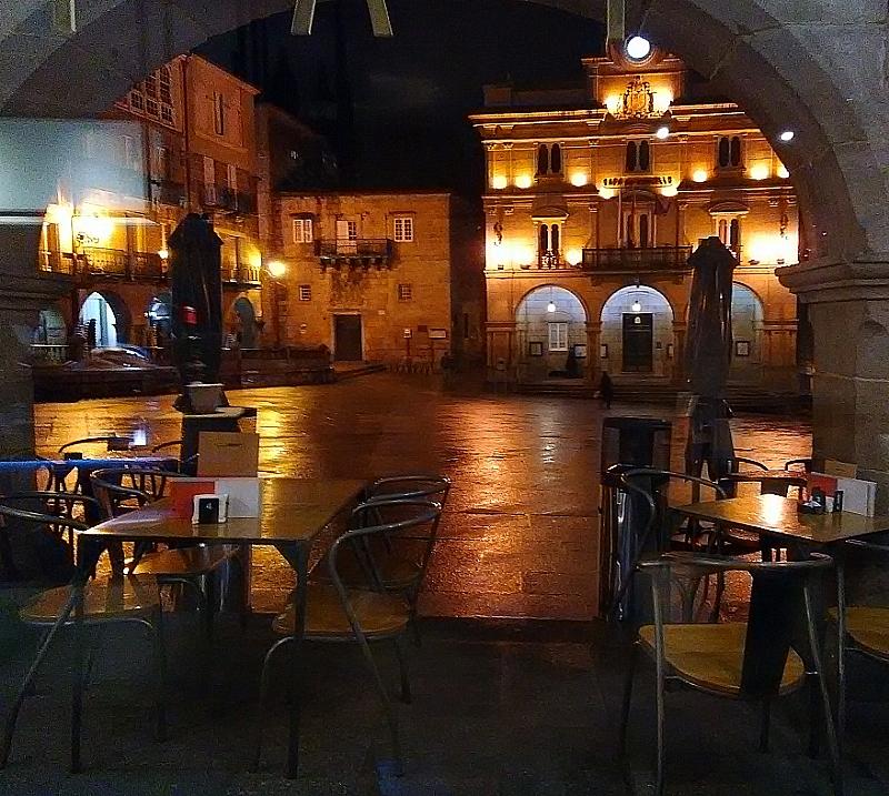 Ayuntamiento concello de Ourense plaza Mayor