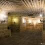 Catedral nueva de Cádiz cripta subterránea Andalucía España