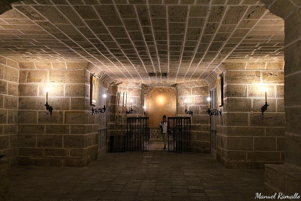 Cripta de la catedral nueva de Cádiz