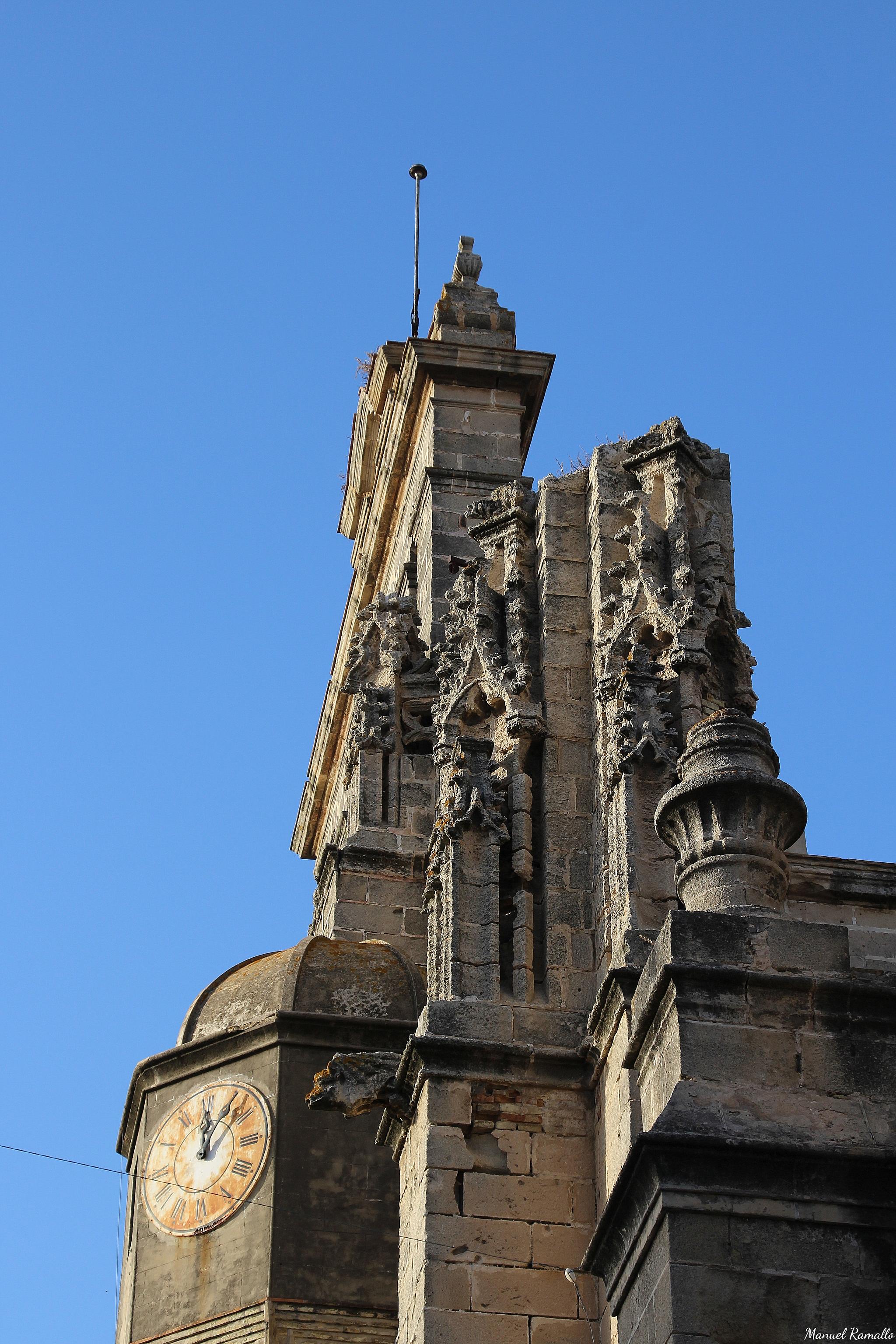 Reloj iglesia mayor prioral puerto de santa mar a c diz guauquecosas y m s - Puerto santa maria cadiz ...