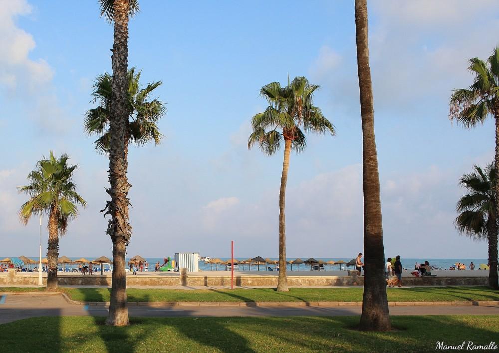 Tarde de playa en Peñíscola