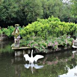 barca-piedra-escultura-estanque-pazo-oca-pontevedra