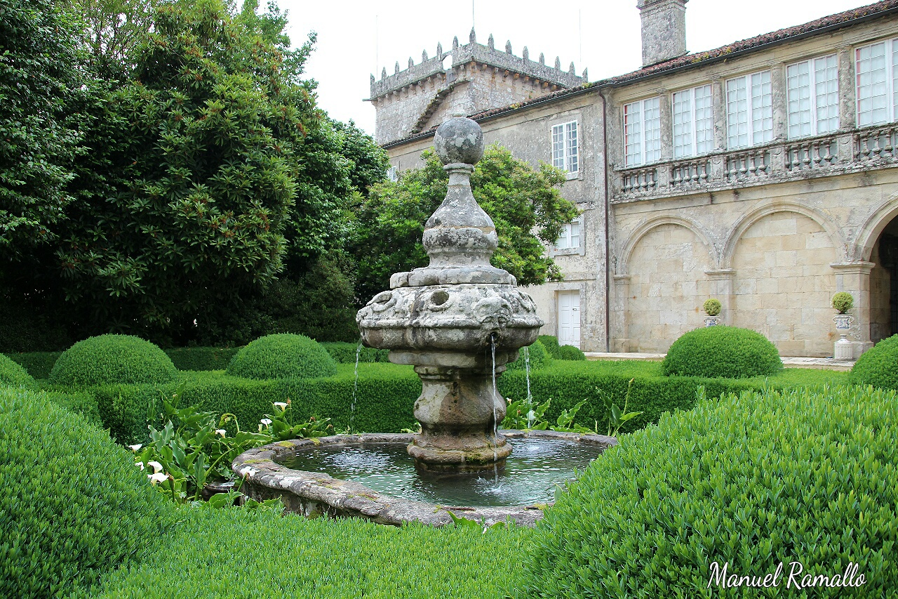 pazo-de-oca-fuente-pontevedra-galicia