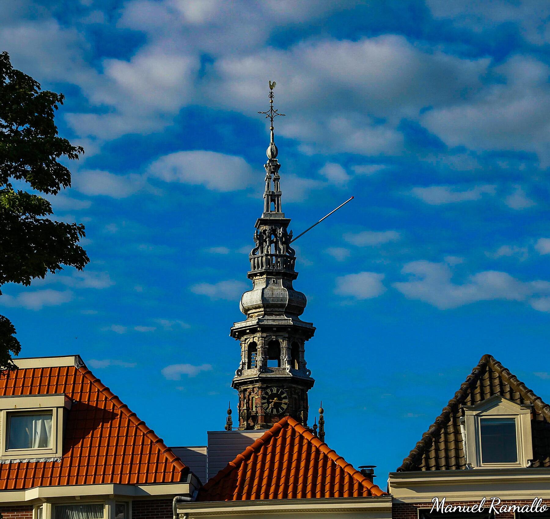 reloj-torre-haarlem-holanda-paises-bajos