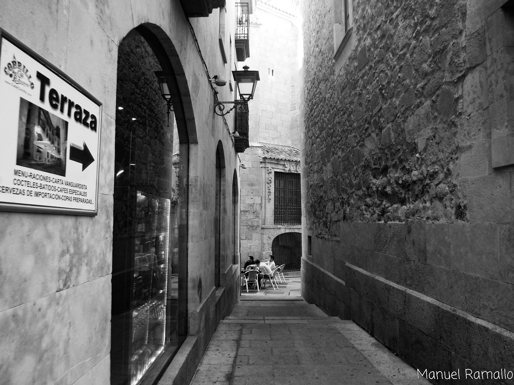 terraza-salamanca-espana-blanco-y-negro