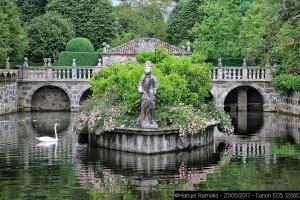 pazo-de-oca-estanque-en-jardin-pontevedra