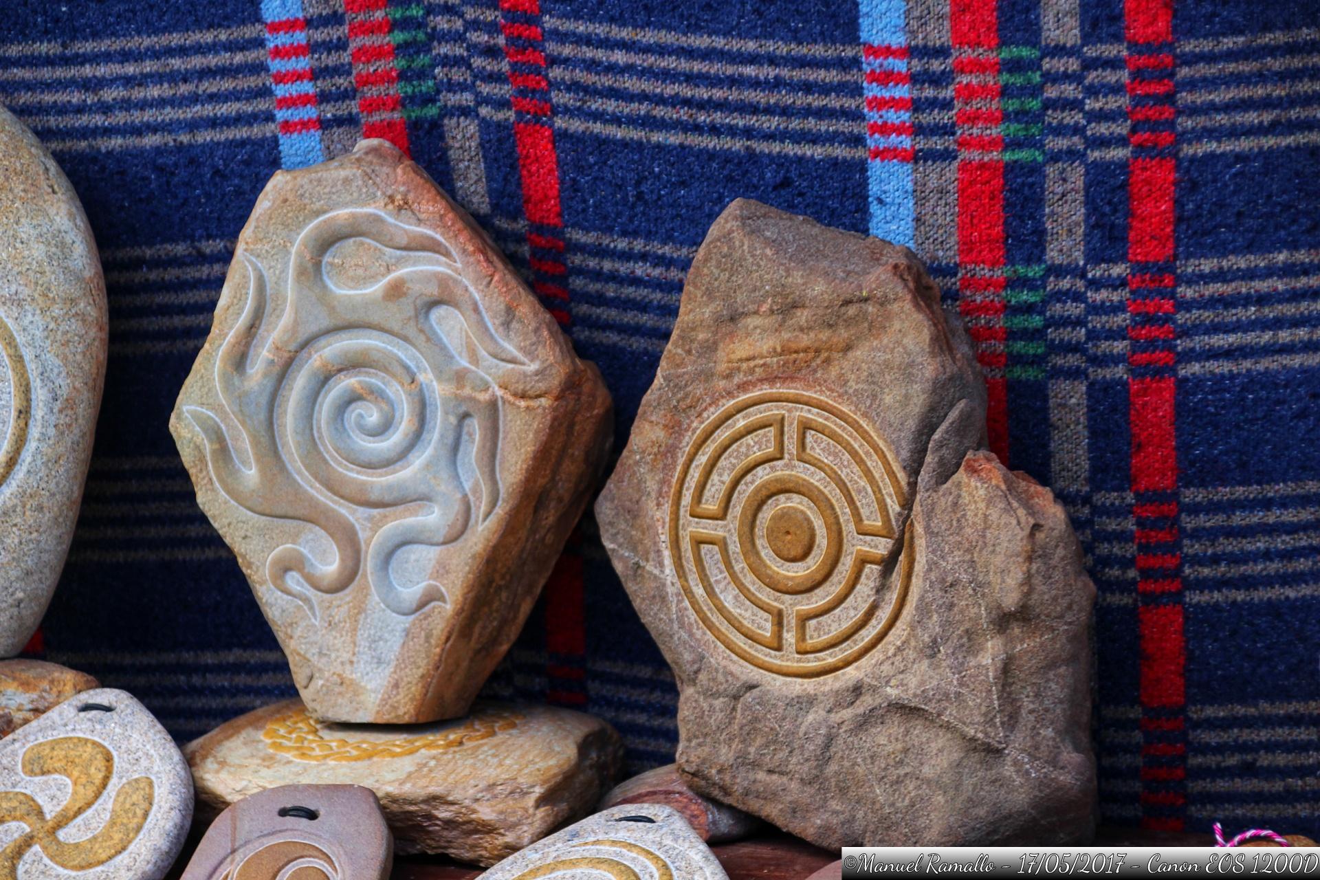 piedra-dibujos-etnicos-castrexos-celtas-romeria-raigame-vilanova-dos-infantes-celanova-ourense