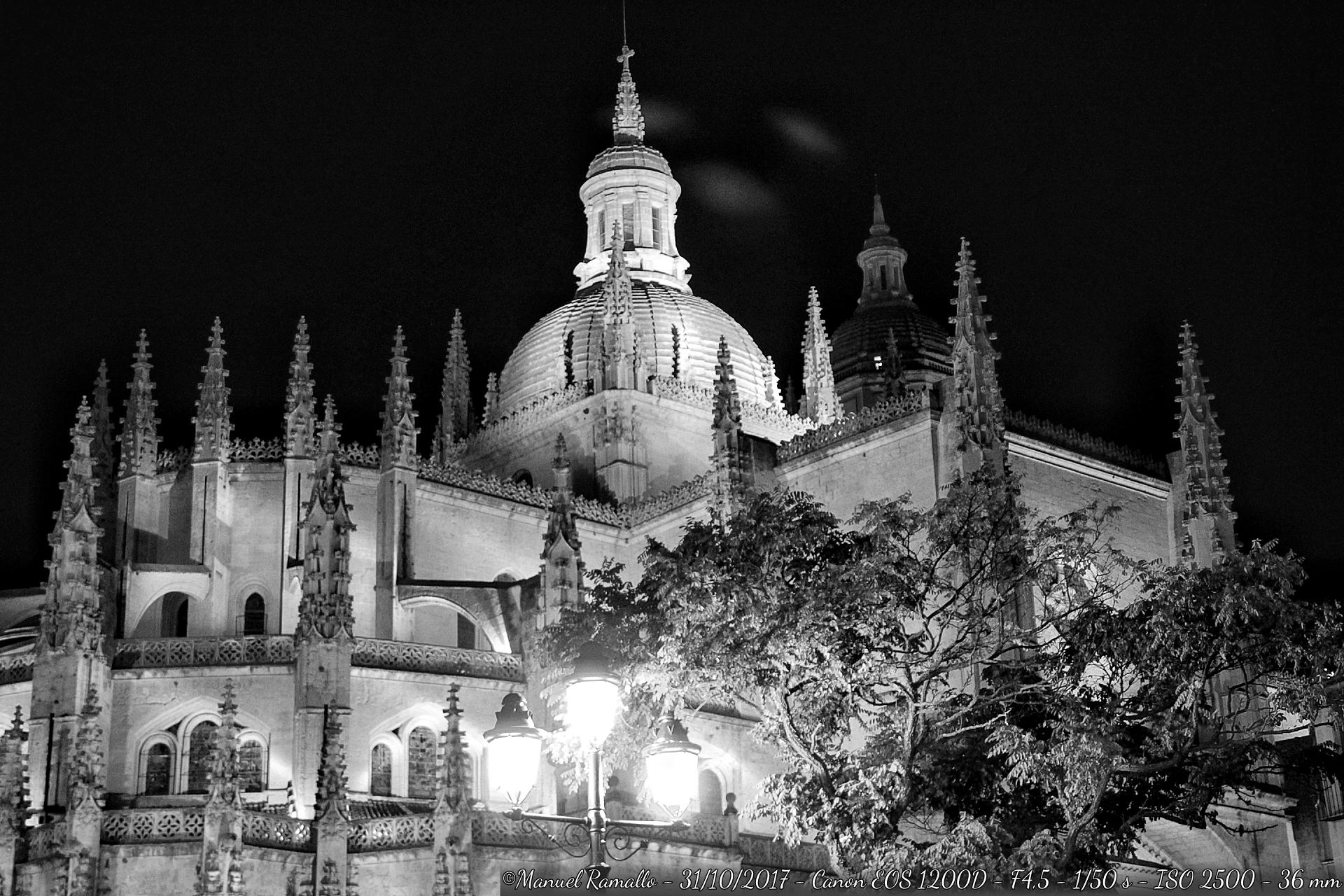 catedral-de-segovia-blanco-y-negro