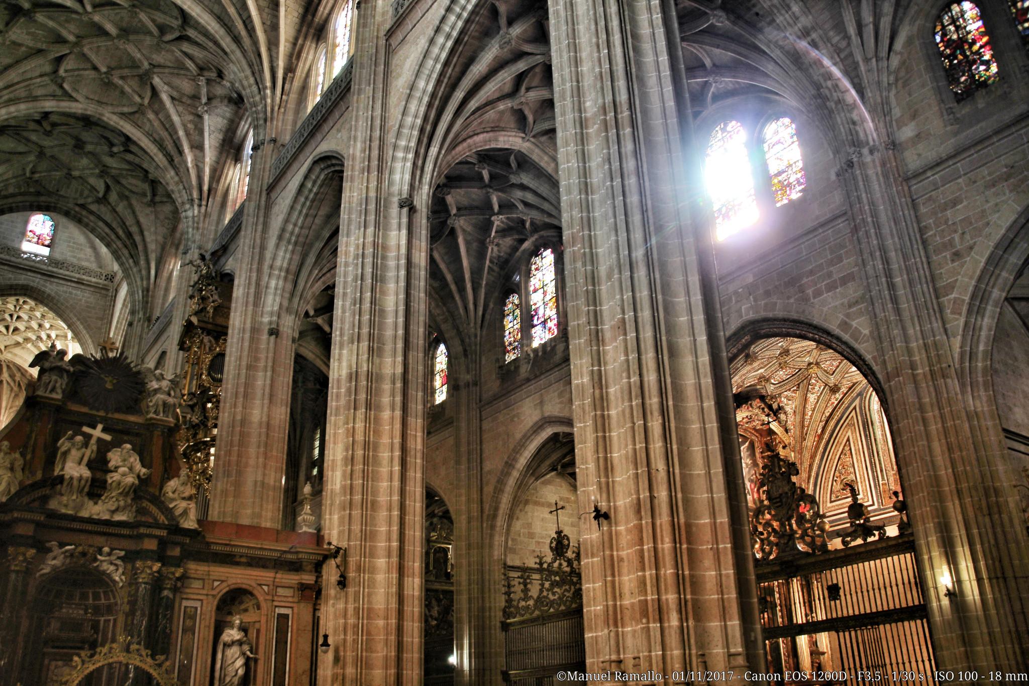 Catedral de Segovia España