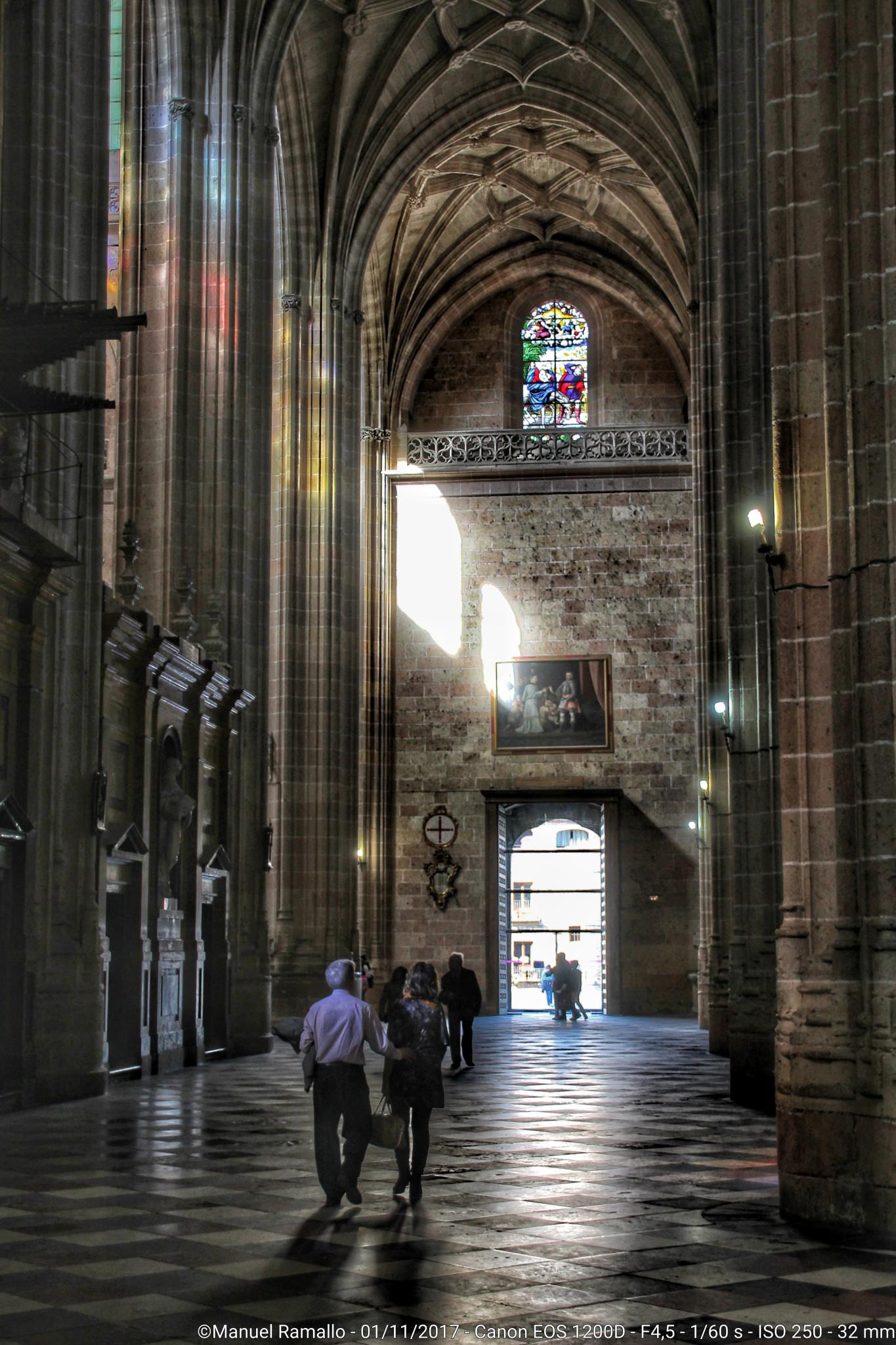 Catedral de Segovia interior
