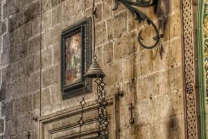 Catedral de Segovia Lámpara