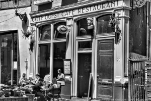 Cote Ouest Cafe Restaurant Ámsterdam