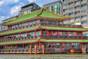 Restaurante chino canal Ámsterdam