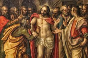 Resurrección de Jesús Catedral de Segovia
