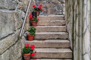 Escalera en Oia – Pontevedra