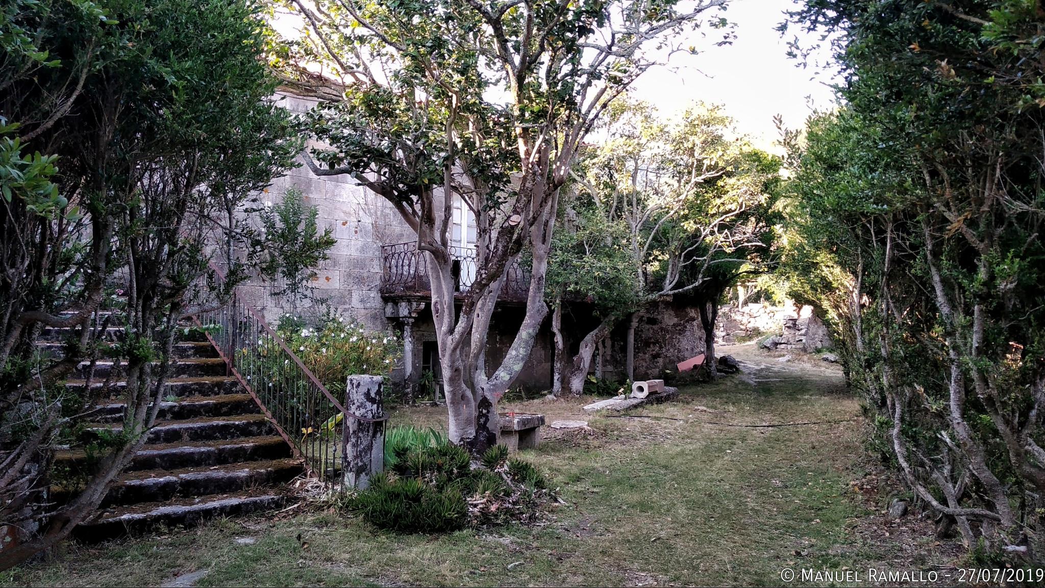 Monasterio de Oía - Pontevedra