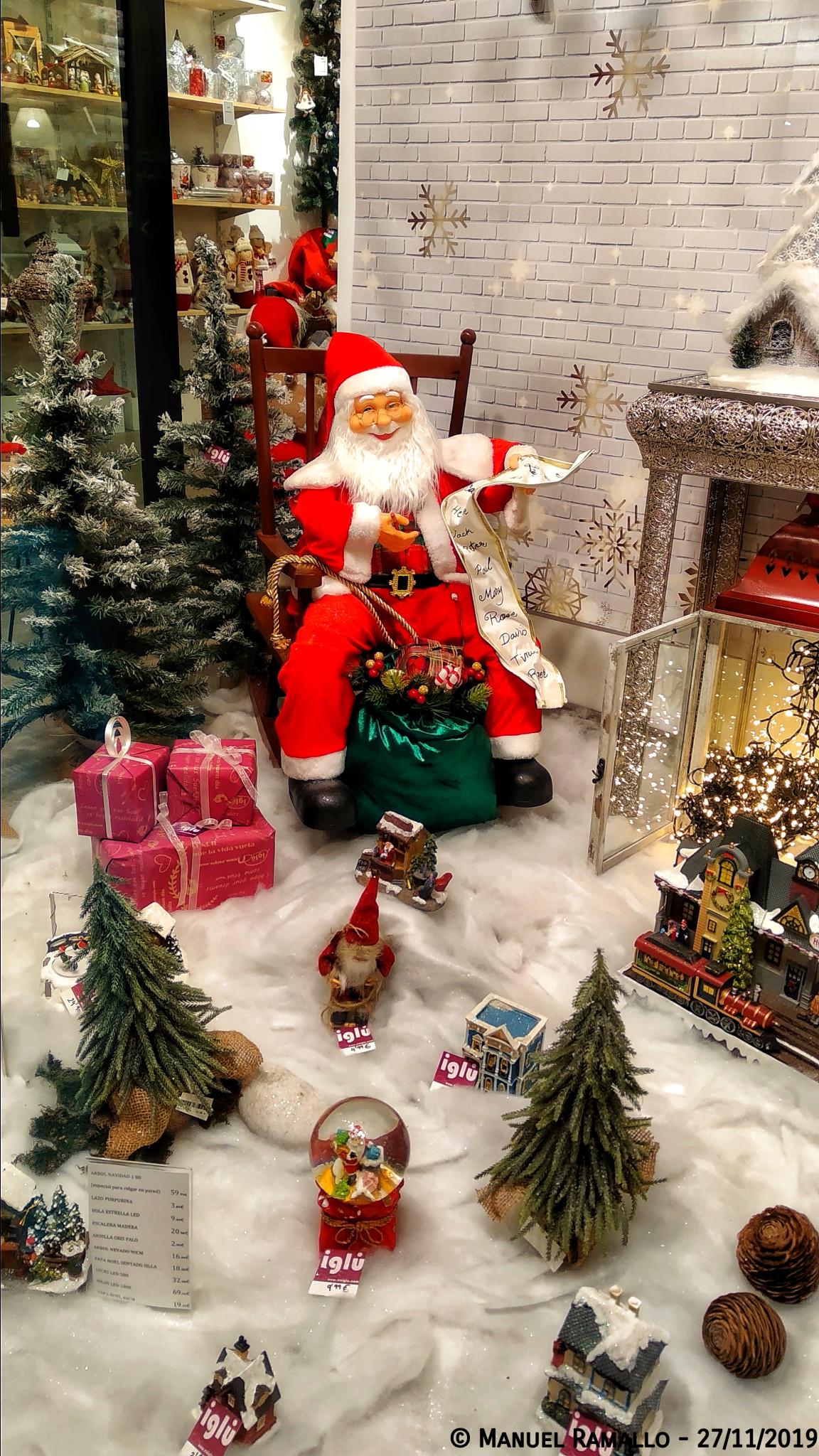 La Navidad ya está aquí - Happy Christmas