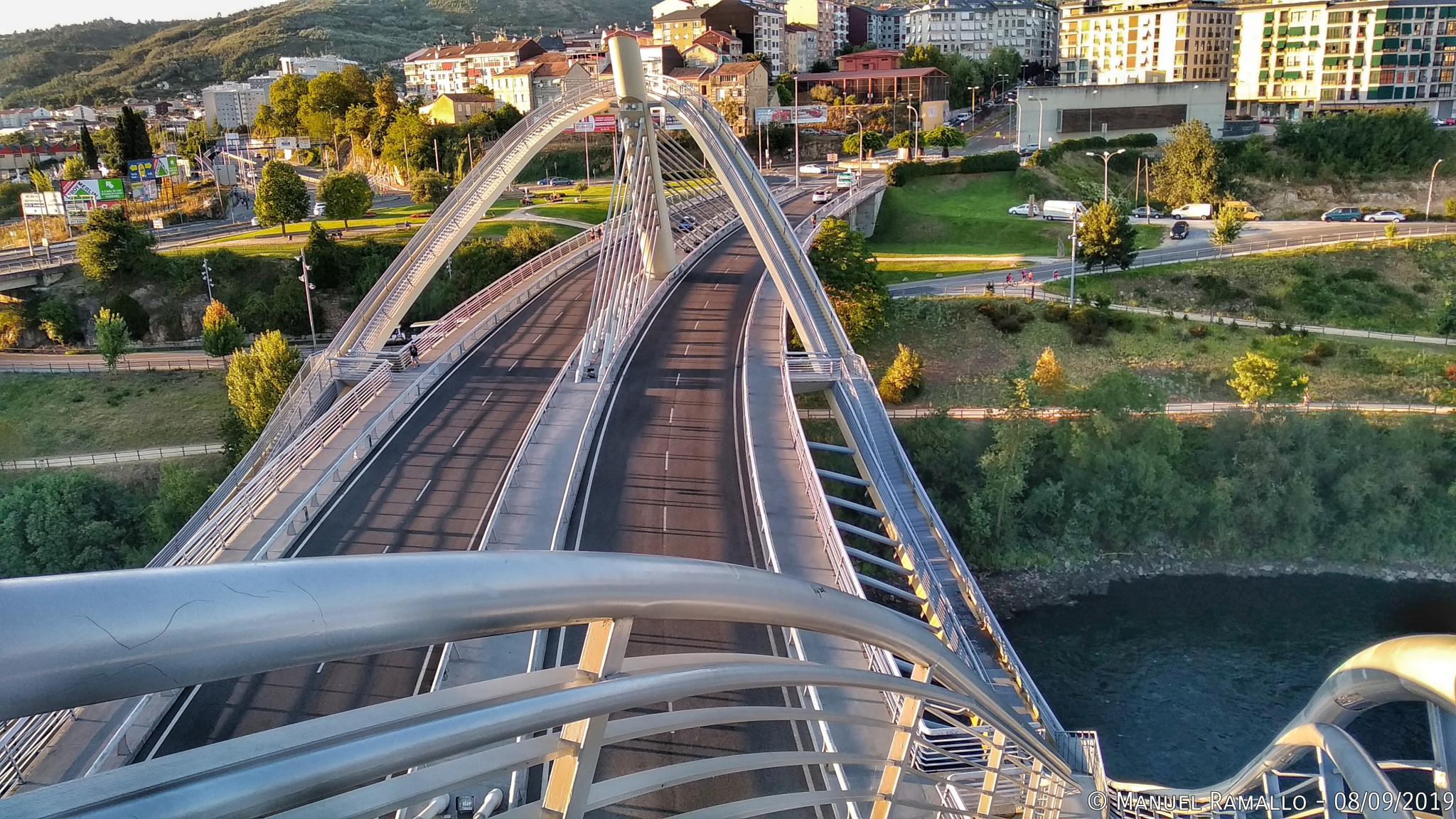 Puente del Milenio Ourense